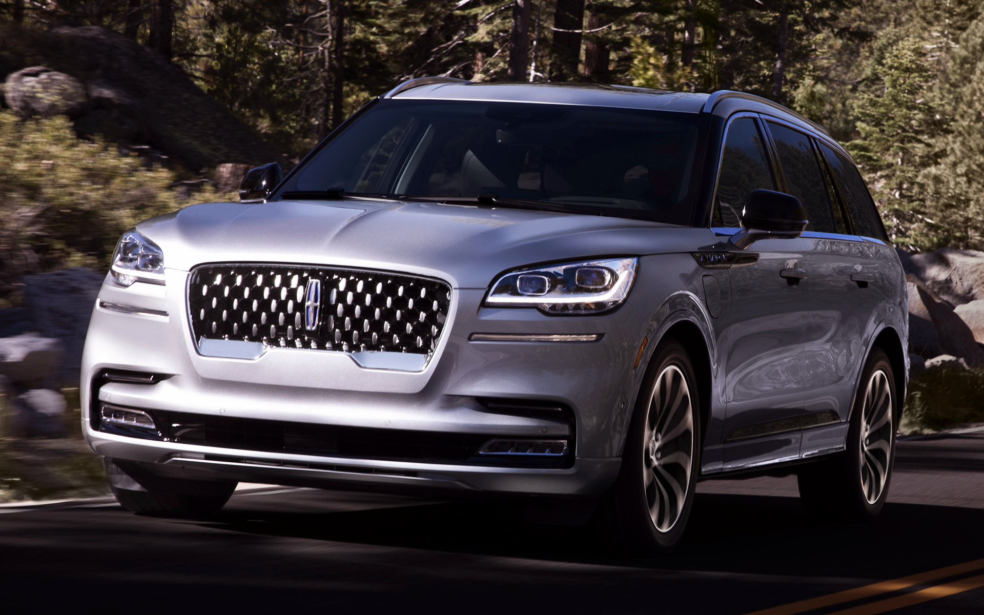 2020 Lincoln Aviator Grand Touring - Wallpapers and HD Images | Car Pixel