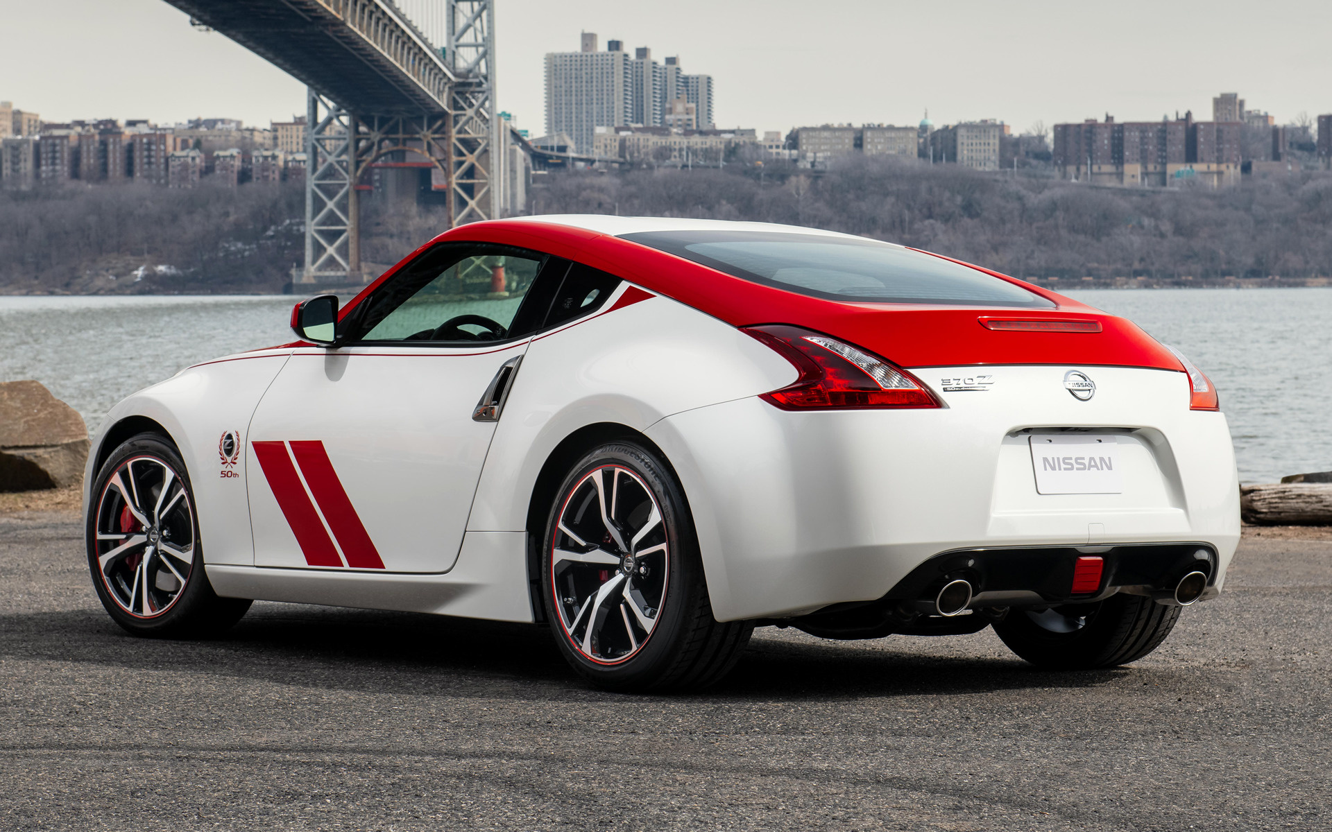 2020 Nissan 370Z 50th Anniversary (US) - Wallpapers and HD ...