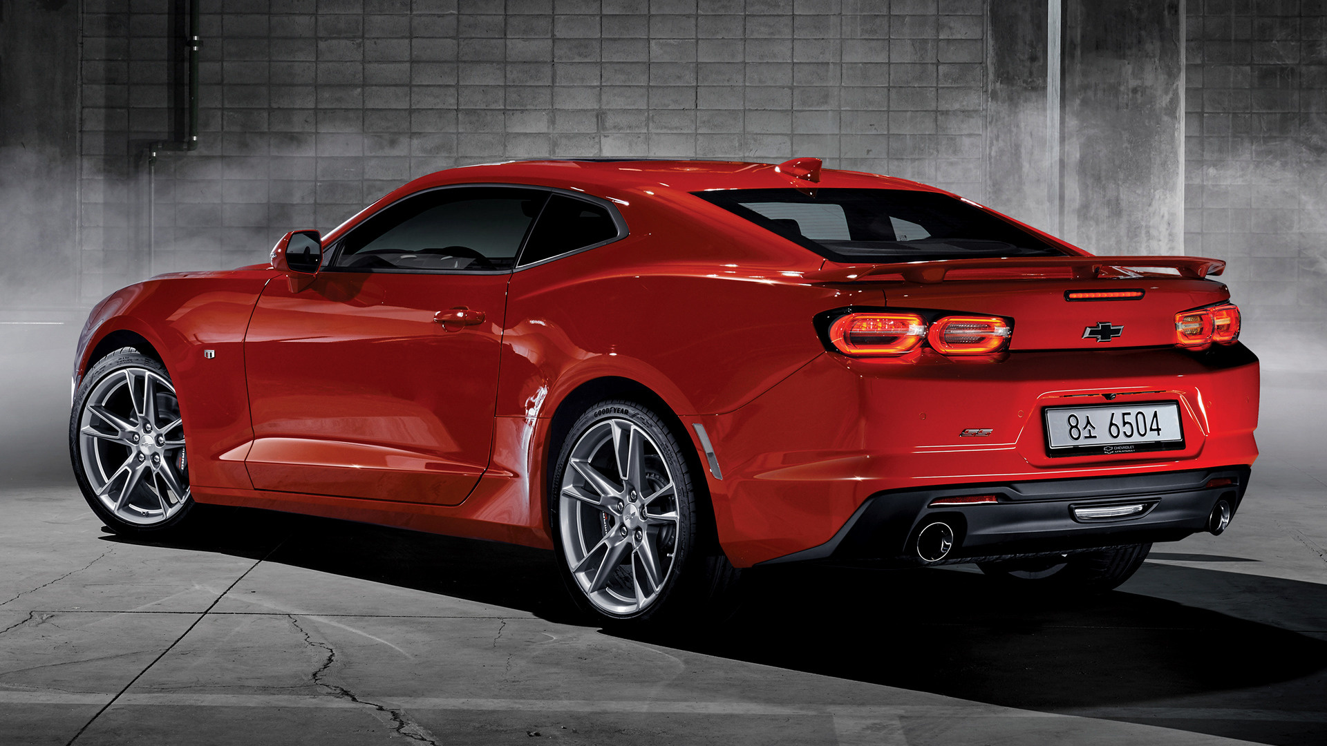2019 Chevrolet Camaro Ss Kr Wallpapers And Hd Images