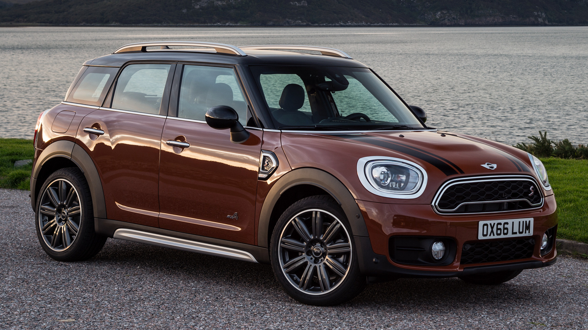 mini cooper s countryman 2017 wallpapers and hd images car pixel. Black Bedroom Furniture Sets. Home Design Ideas