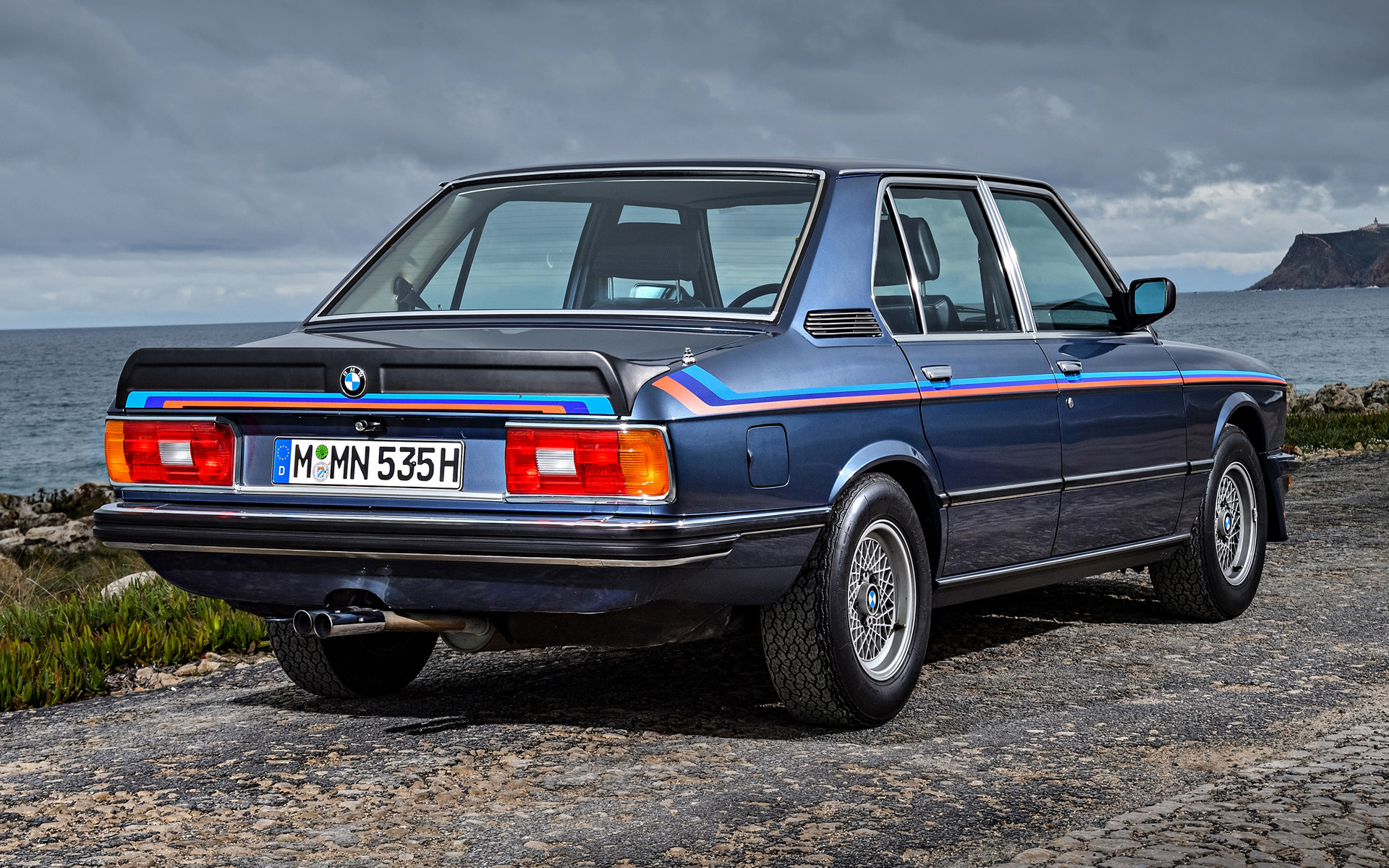 BMW M535i (1980) Wallpapers and HD Images - Car Pixel