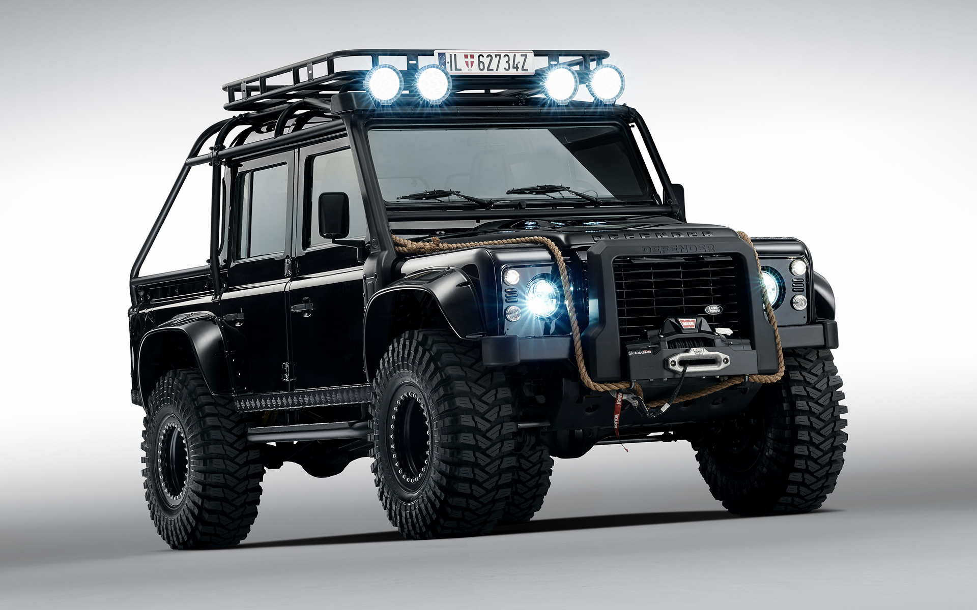 Parts Of A Car 94 >> 2015 Land Rover Defender 007 Spectre - Wallpapers and HD ...