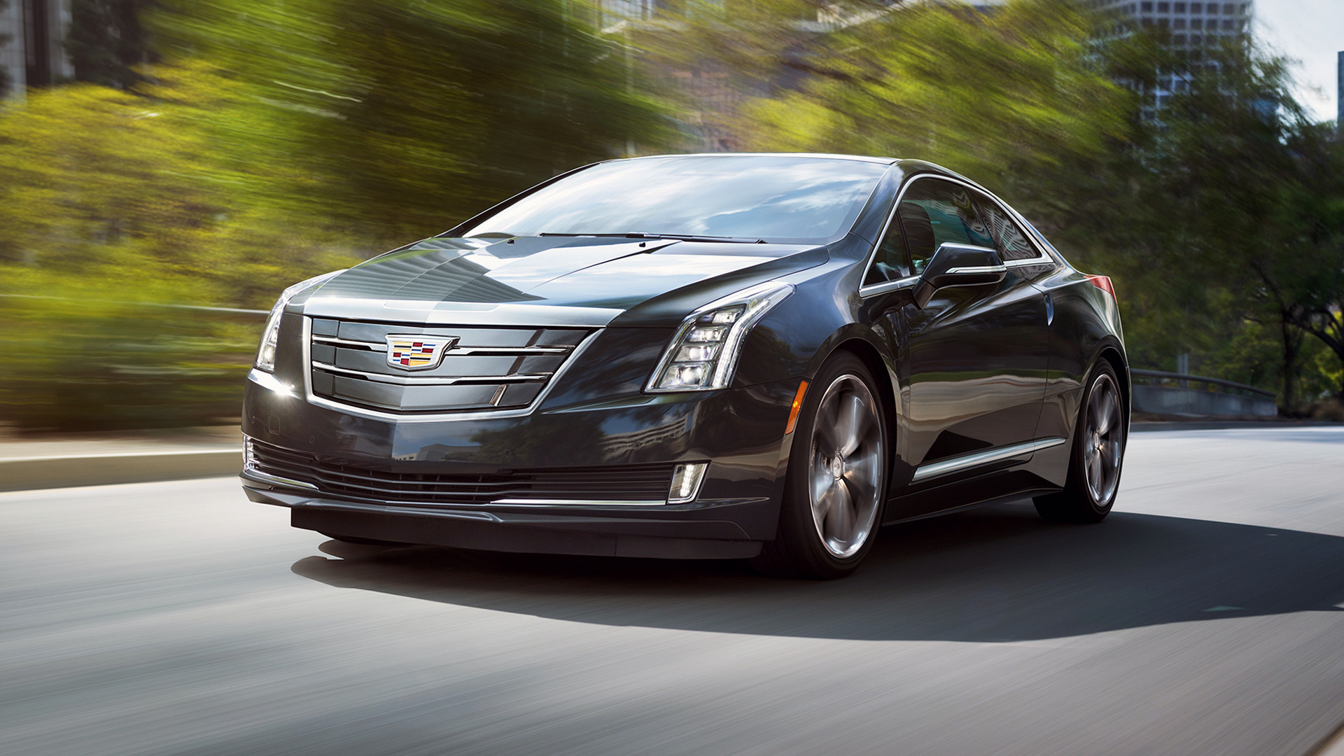 2016 Cadillac ELR - Wallpapers and HD Images | Car Pixel