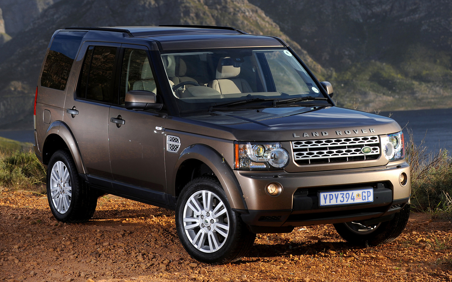 2009 Land Rover Discovery 4 Hse Za Wallpapers And Hd