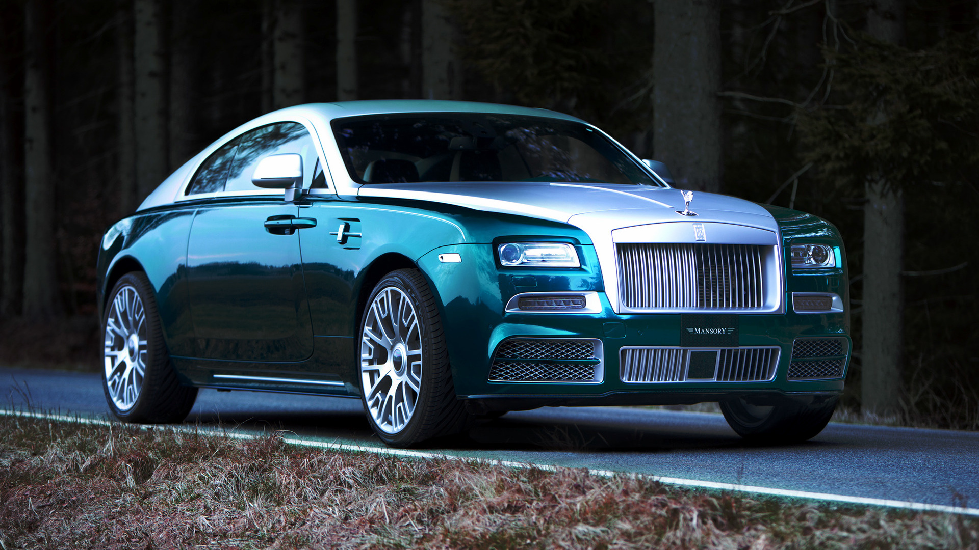 Wraith Black Badge >> 2014 Rolls-Royce Wraith by Mansory - Wallpapers and HD