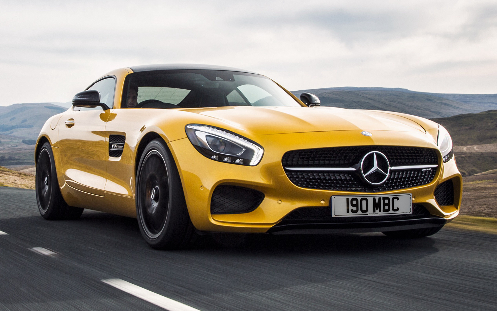 2015 mercedes amg gt s uk wallpapers and hd images. Black Bedroom Furniture Sets. Home Design Ideas