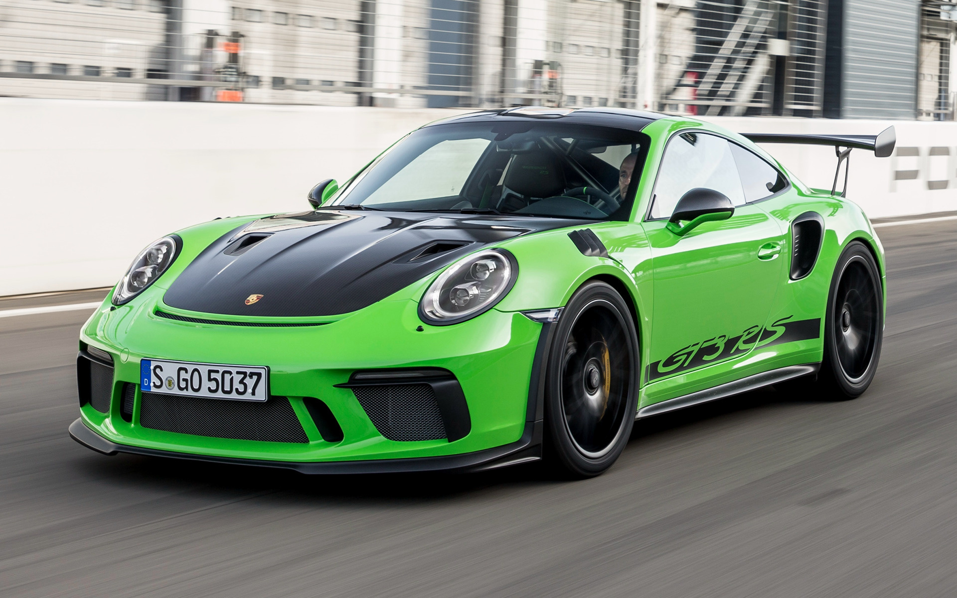 Porsche Gt3 Touring >> 2018 Porsche 911 GT3 RS Weissach Package - Wallpapers and ...