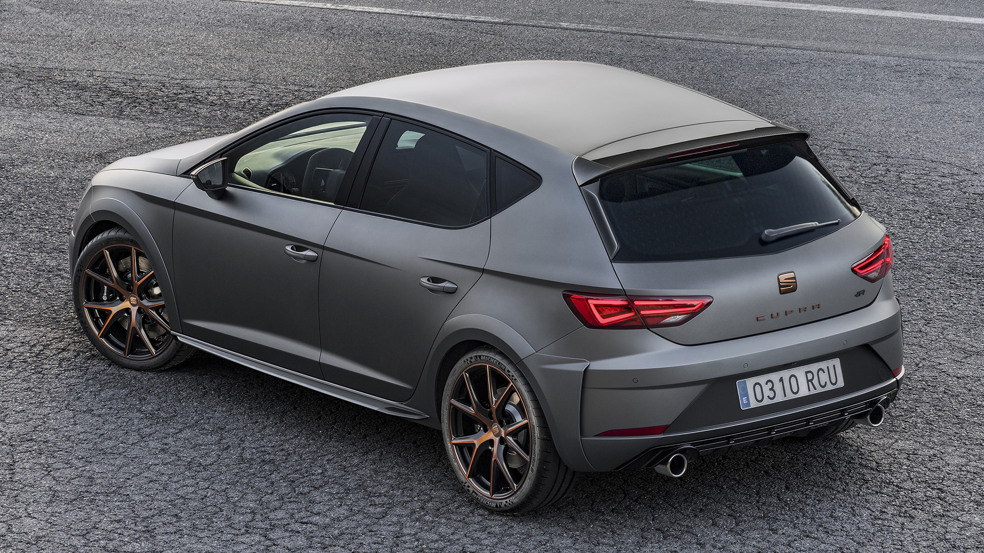 2017 seat leon cupra r wallpapers and hd images car pixel. Black Bedroom Furniture Sets. Home Design Ideas