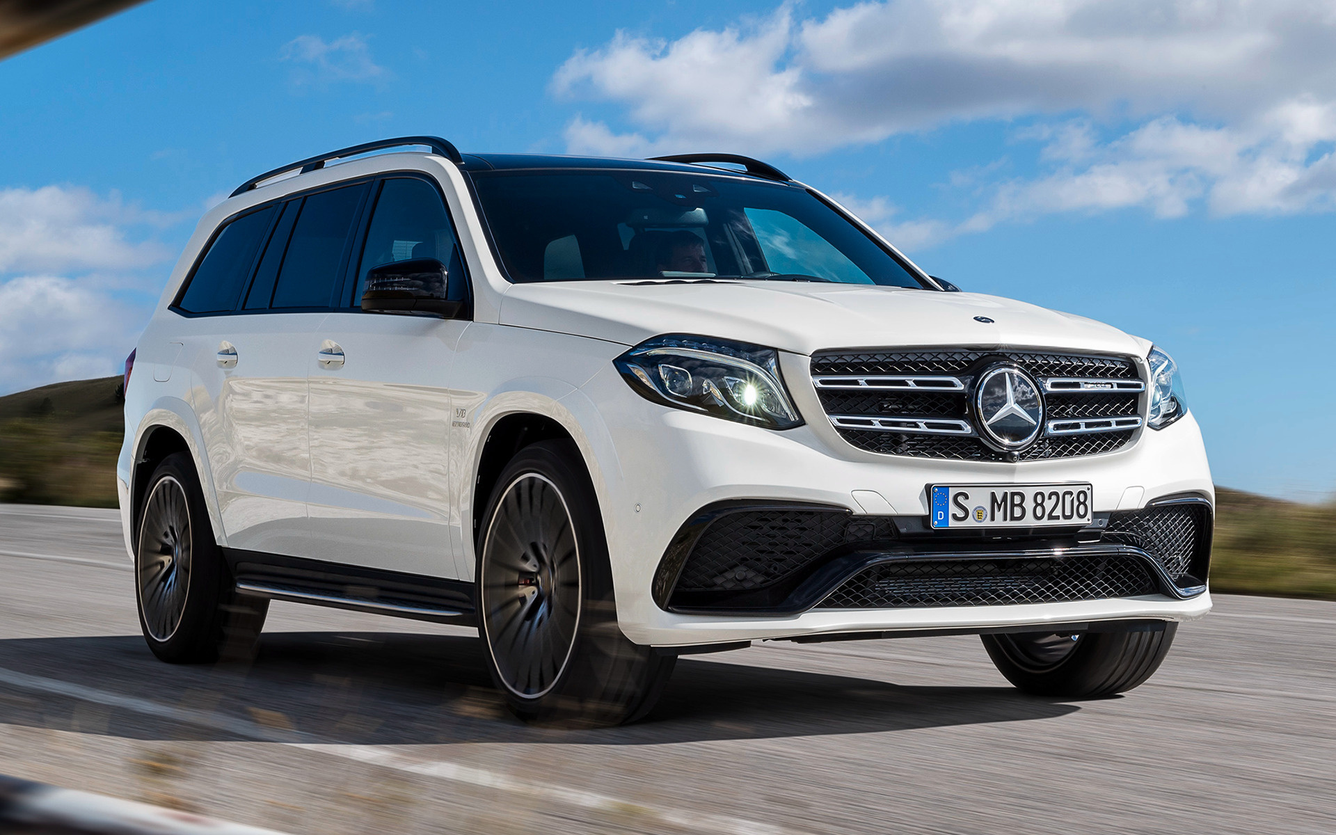Image Result For Mercedes Amg Gls Picture