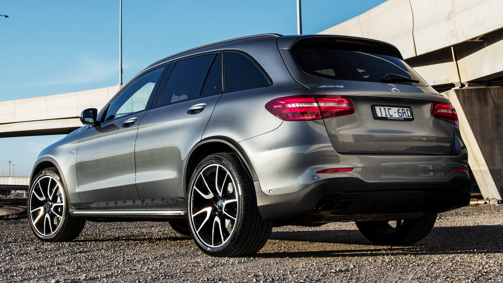 2016 Mercedes Amg Glc 43 Au Wallpapers And Hd Images