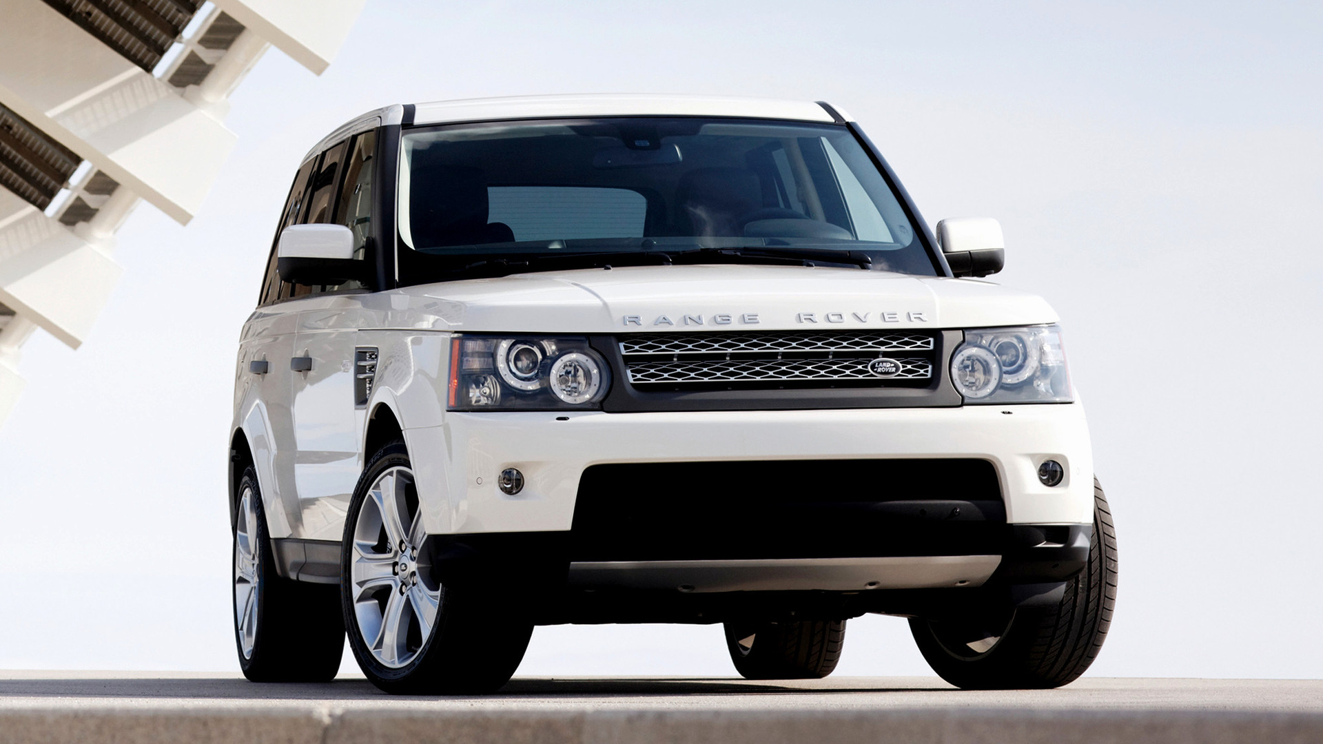 range rover sport supercharged (2009) wallpapers and hd images - car