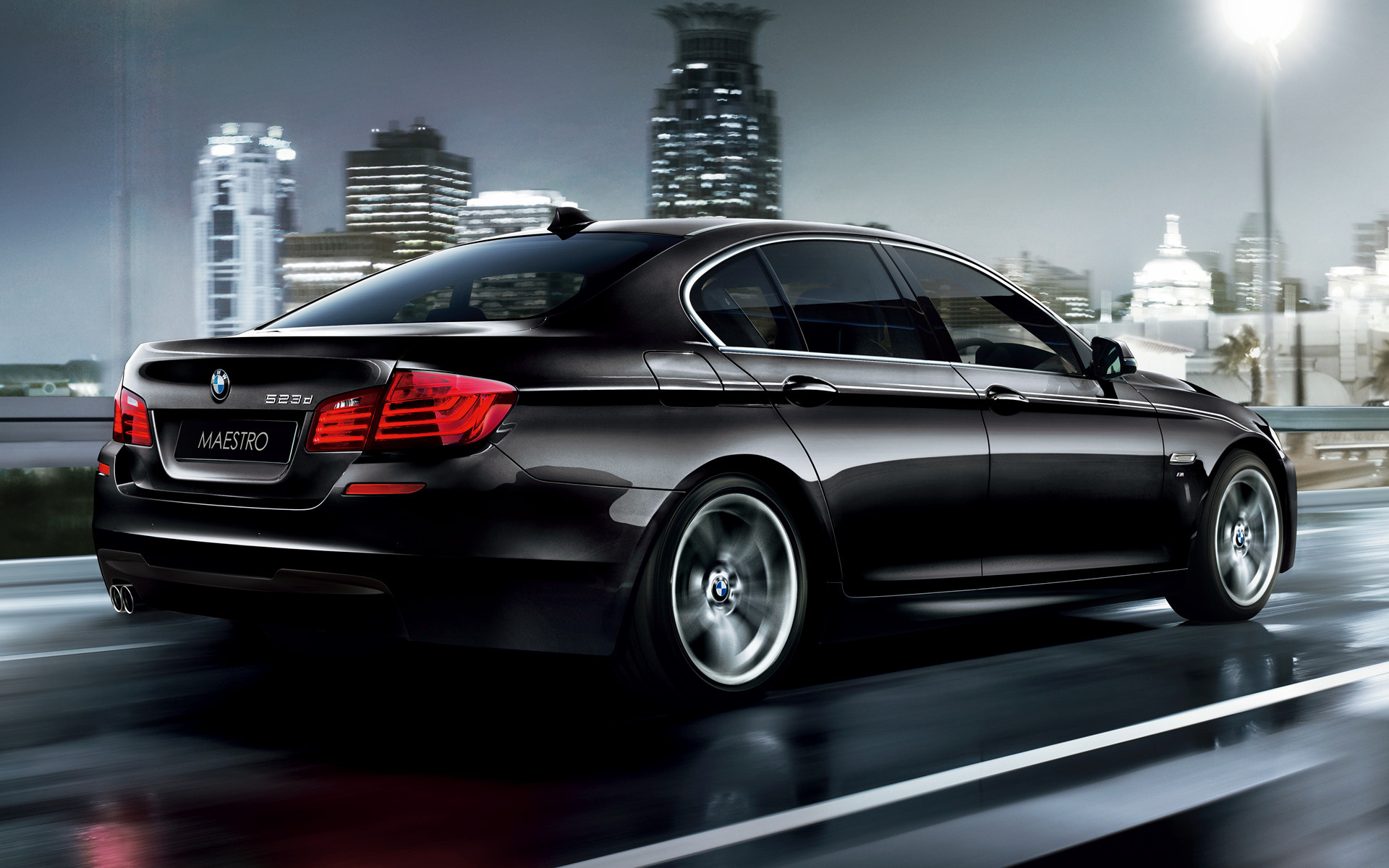 2015 Bmw 5 Series Maestro Jp Wallpapers And Hd Images