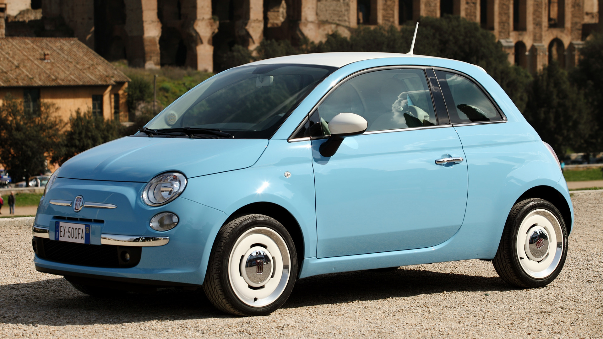 Fiat 500 Vintage '57 (2015) Wallpapers and HD Images - Car ...