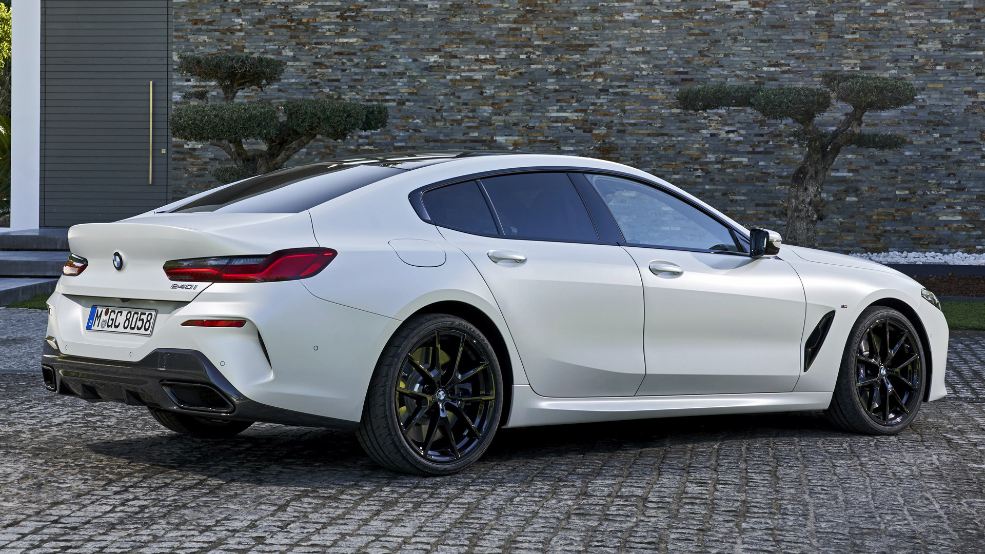 2019 BMW 8 Series Gran Coupe M Sport - Wallpapers and HD ...