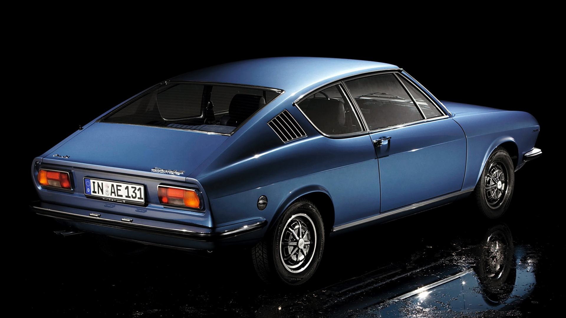 1970 Audi 100 Coupe S - Wallpapers and HD Images   Car Pixel