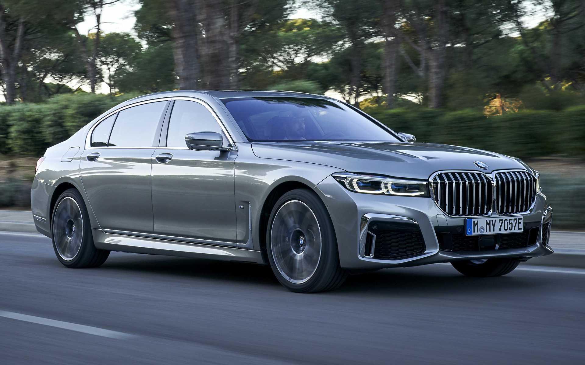 Land Rover Sport >> 2019 BMW 7 Series Plug-In Hybrid M Sport [LWB] - Wallpapers and HD Images | Car Pixel