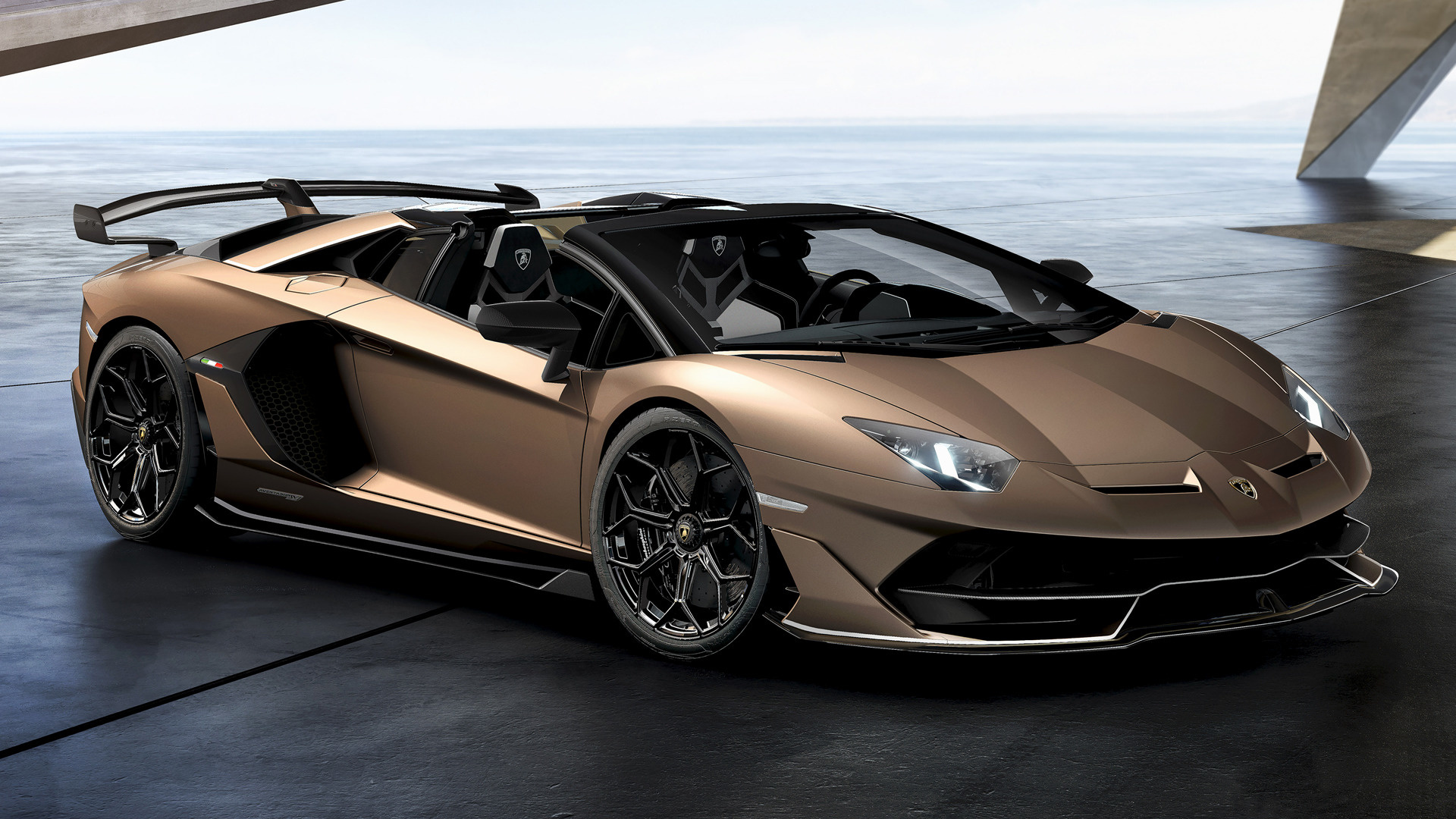 2019 Lamborghini Aventador Svj Roadster Wallpapers And Hd Images