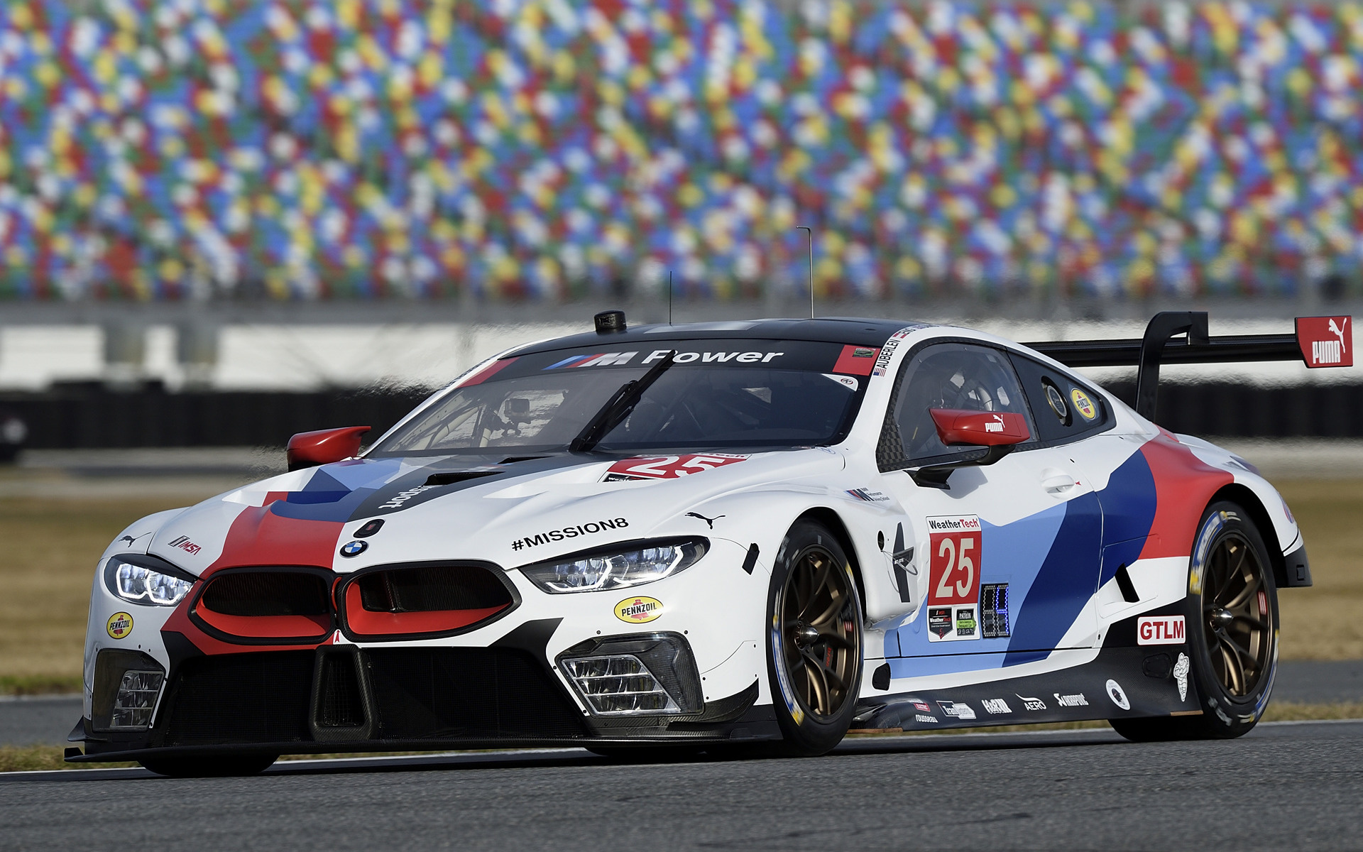 2018 Hyundai Genesis Coupe >> 2018 BMW M8 GTE - Wallpapers and HD Images | Car Pixel