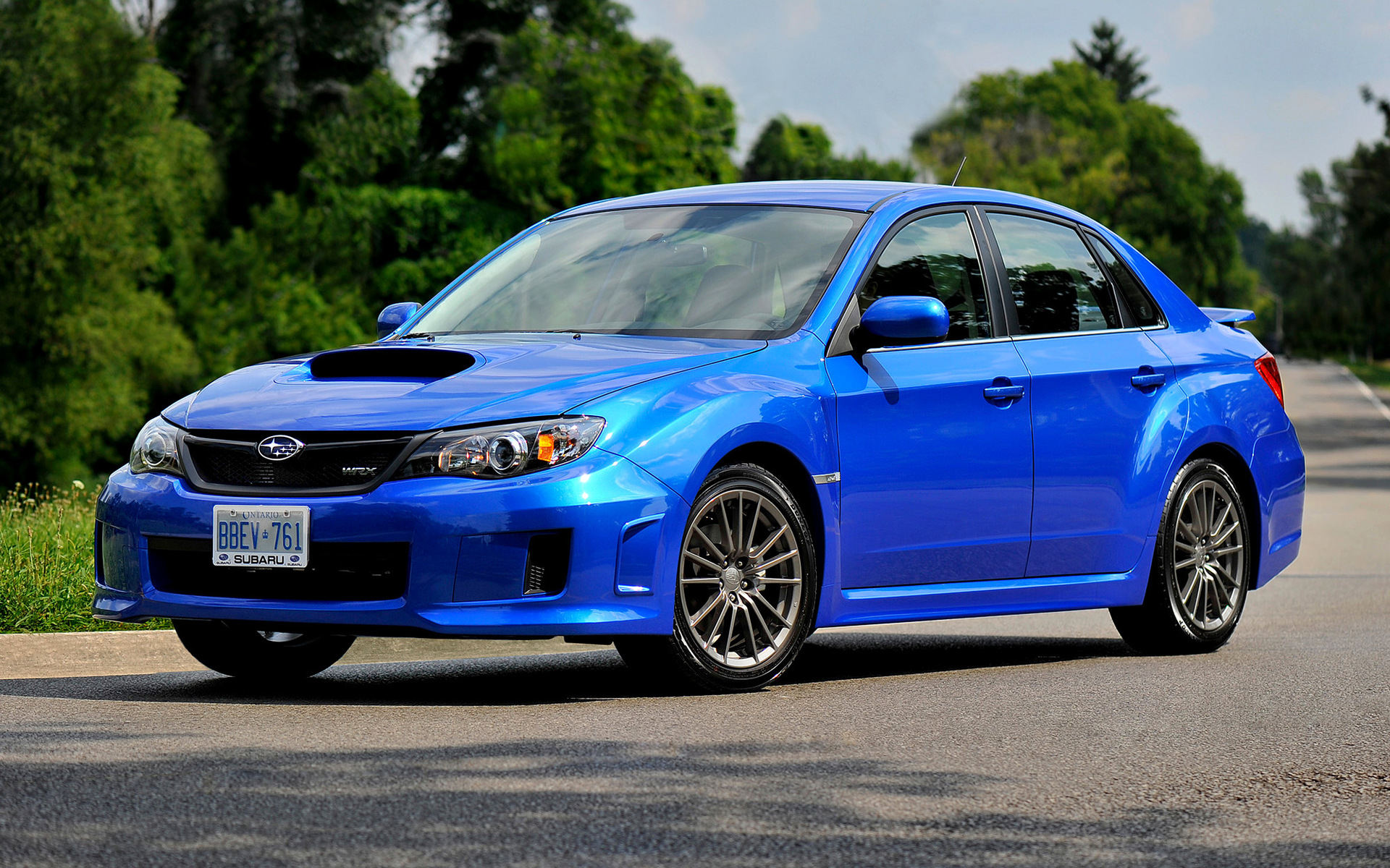 2010 Subaru Impreza WRX Sedan (US) - Wallpapers and HD ...