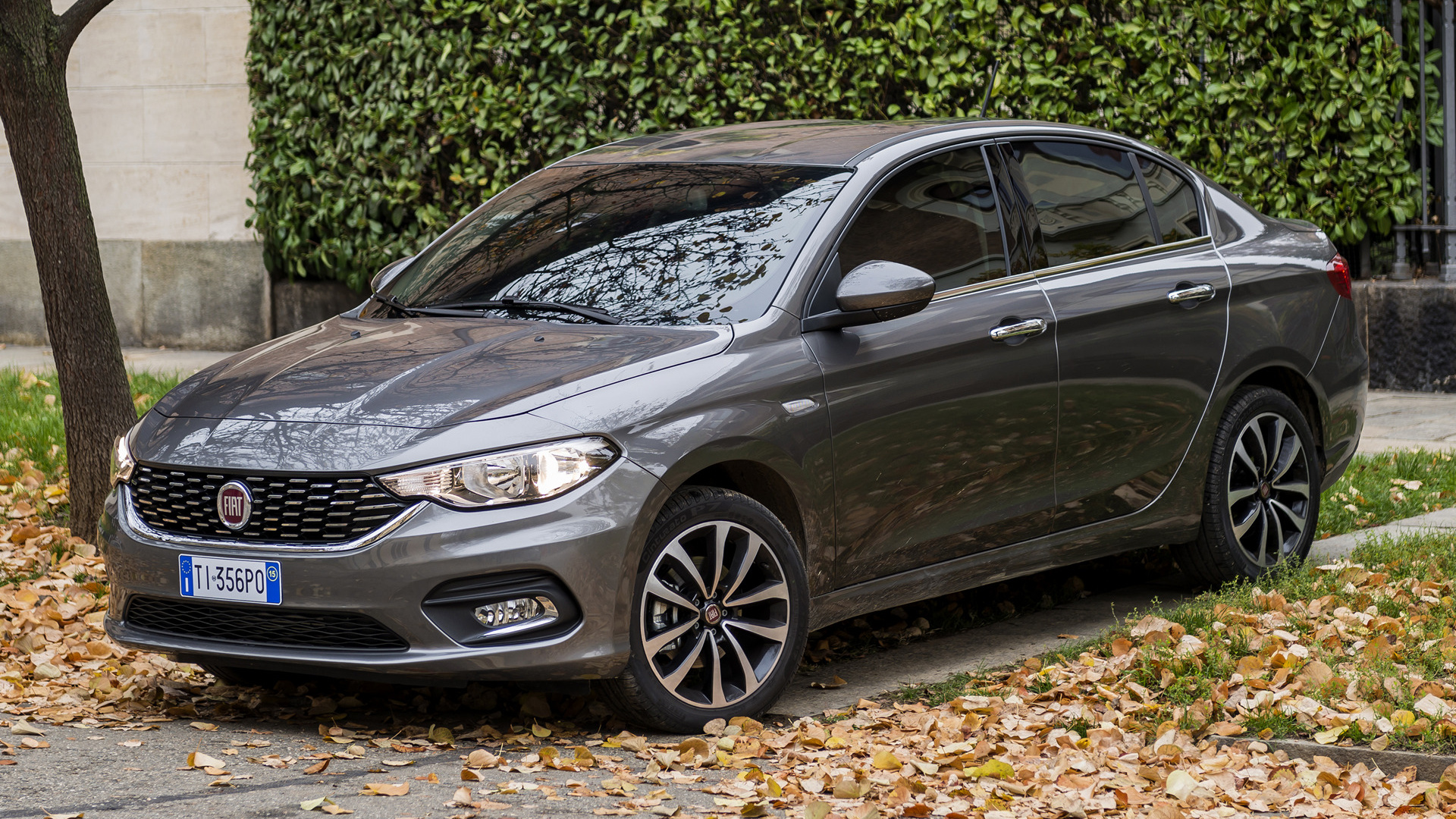 Toyota Station Wagon >> 2015 Fiat Tipo - Wallpapers and HD Images   Car Pixel