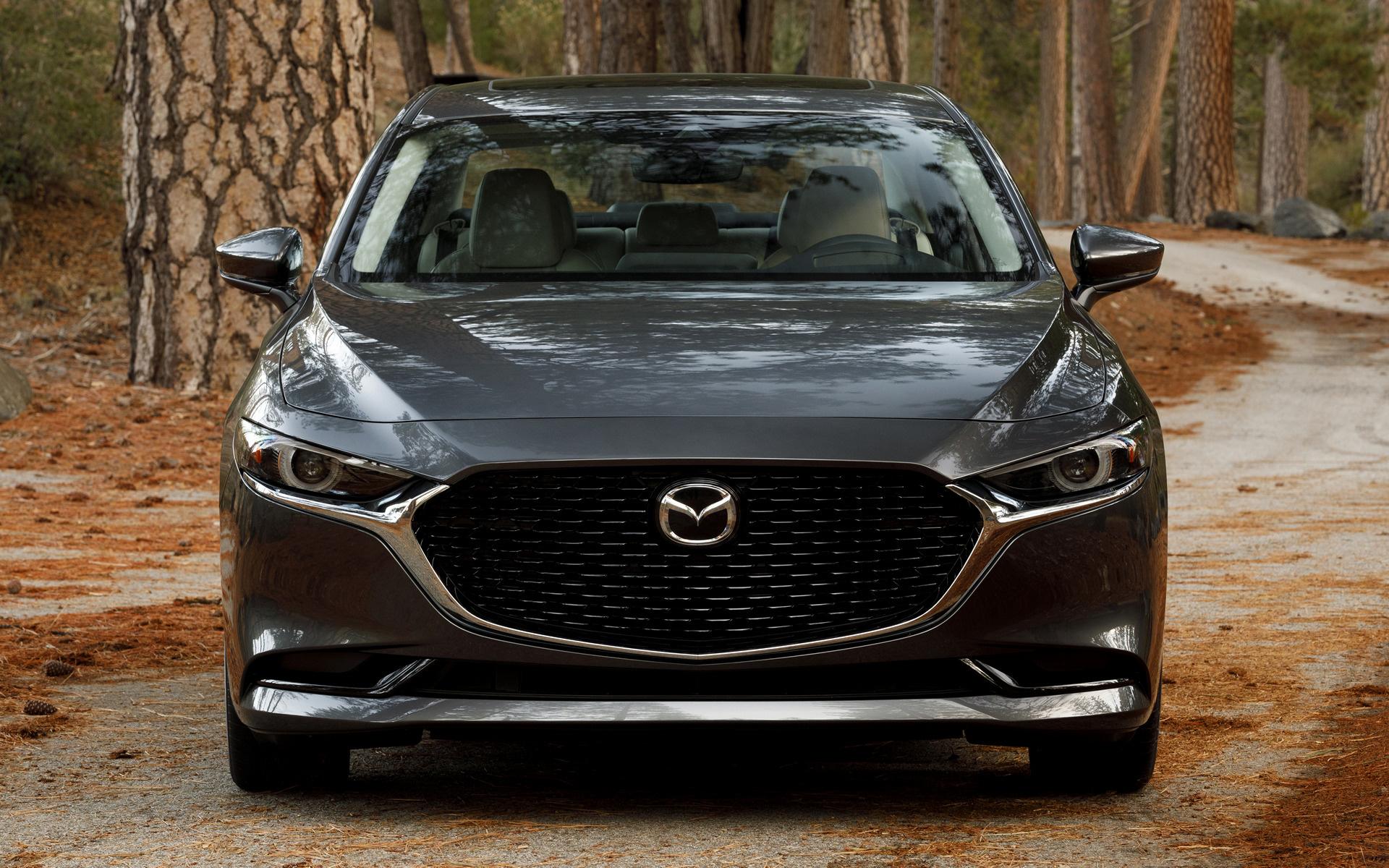 2020 Mazda3 Sedan (US) - Wallpapers and HD Images | Car Pixel