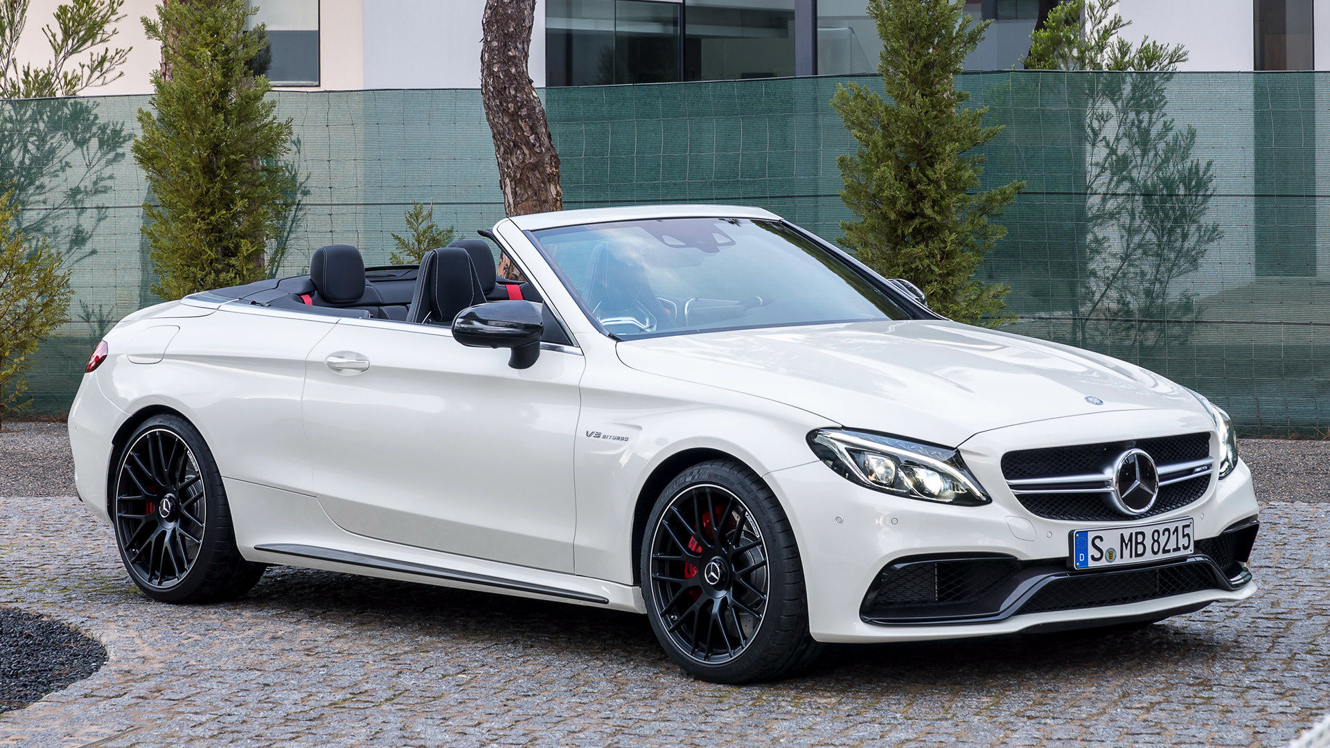 2016 mercedes amg c 63 s cabriolet wallpapers and hd. Black Bedroom Furniture Sets. Home Design Ideas