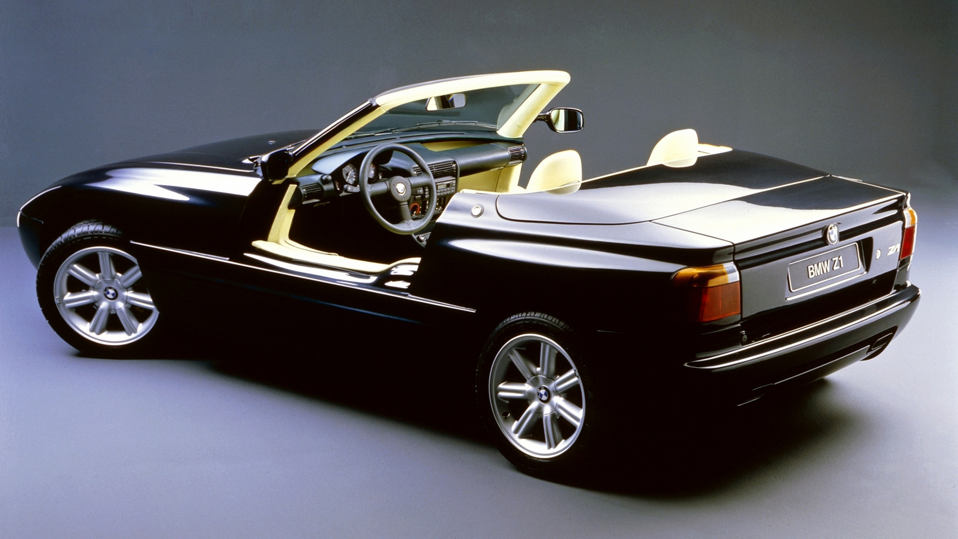 bmw z1 1988 wallpapers and hd images car pixel. Black Bedroom Furniture Sets. Home Design Ideas