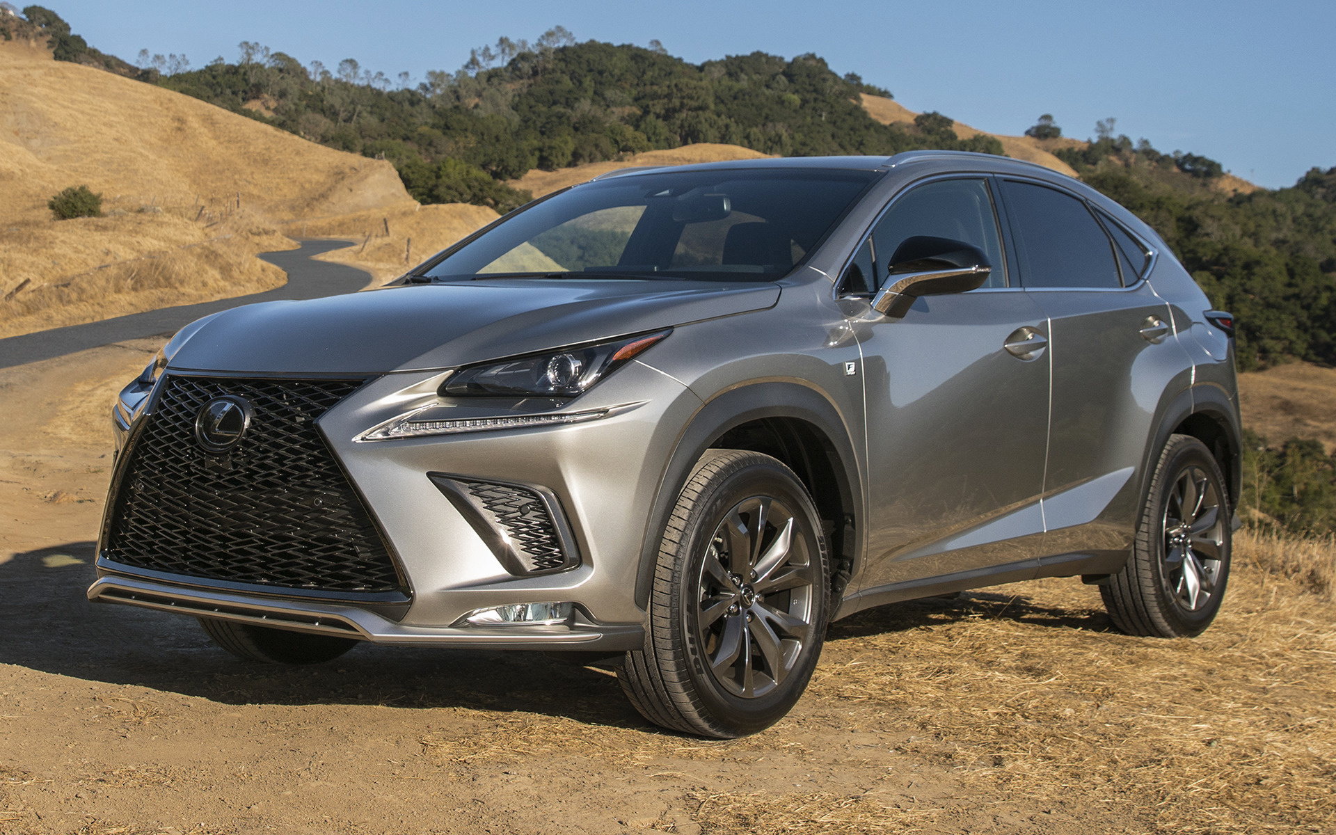 2018 lexus nx f sport us wallpapers and hd images car pixel. Black Bedroom Furniture Sets. Home Design Ideas