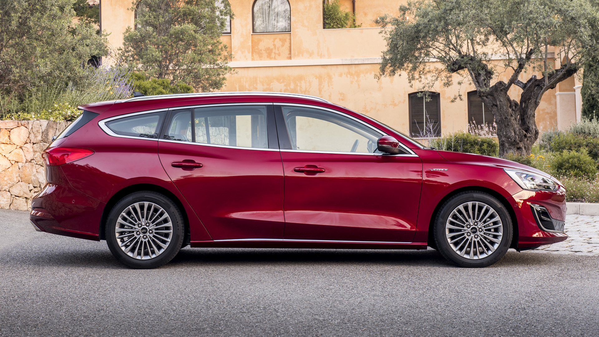 2018 ford focus vignale turnier wallpapers and hd images car pixel. Black Bedroom Furniture Sets. Home Design Ideas
