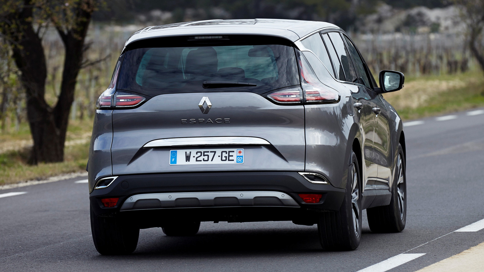 2015 Renault Espace Wallpapers And Hd Images Car Pixel