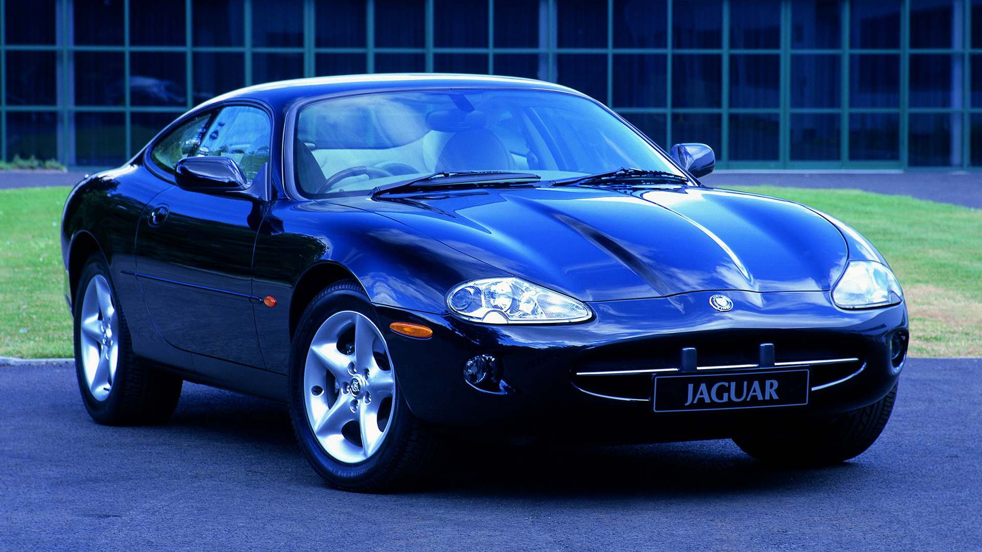 1996 Jaguar Xk8 Coupe Uk Wallpapers And Hd Images Car Pixel