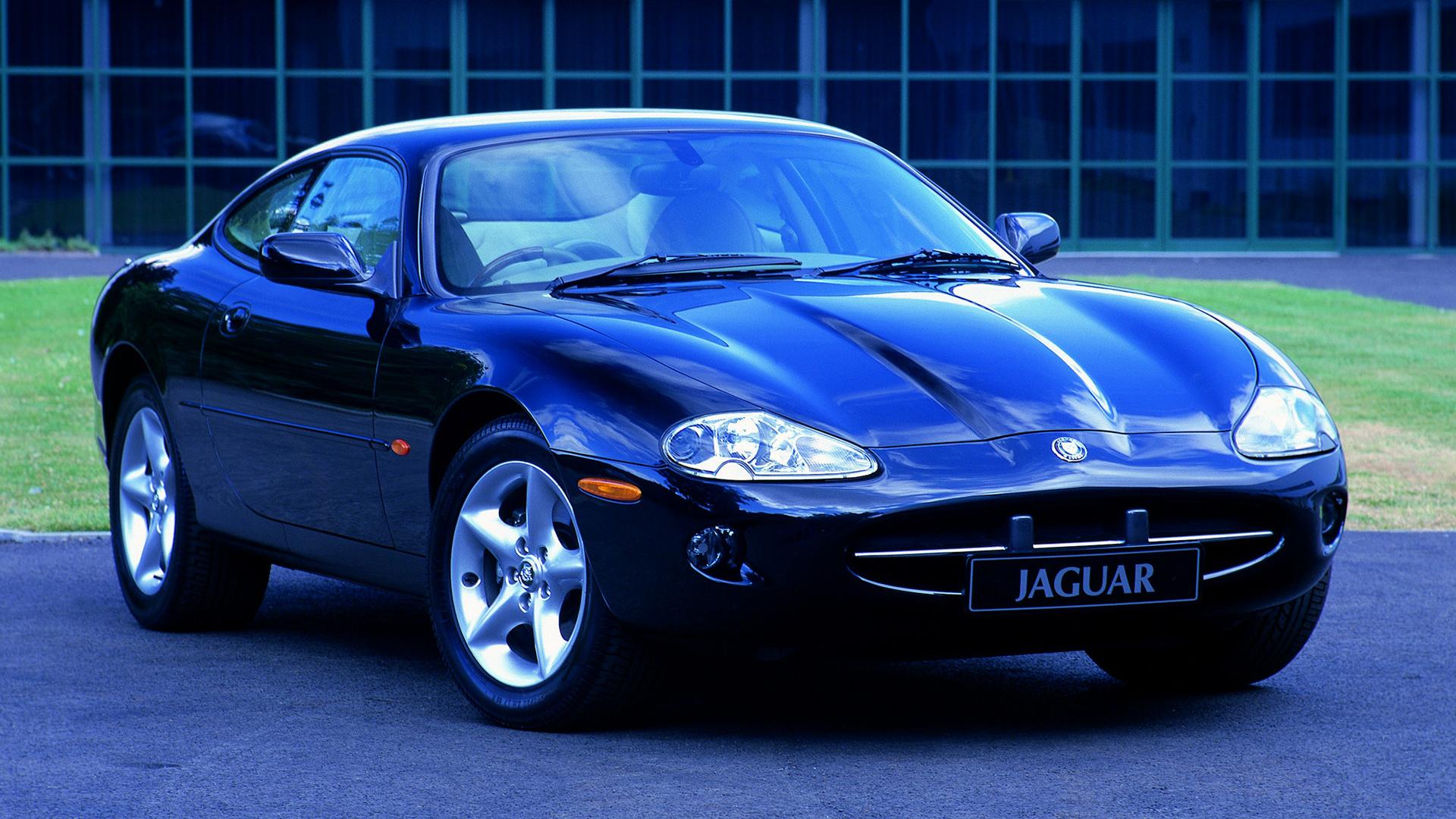 Jaguar Xk8 Coupe 1996 Uk Wallpapers And Hd Images Car