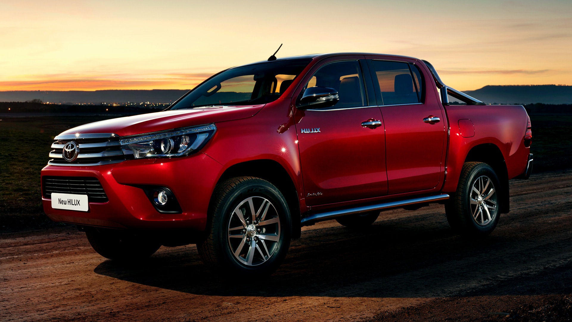 toyota hilux invincible double cab 2015 wallpapers and hd images car pixel. Black Bedroom Furniture Sets. Home Design Ideas