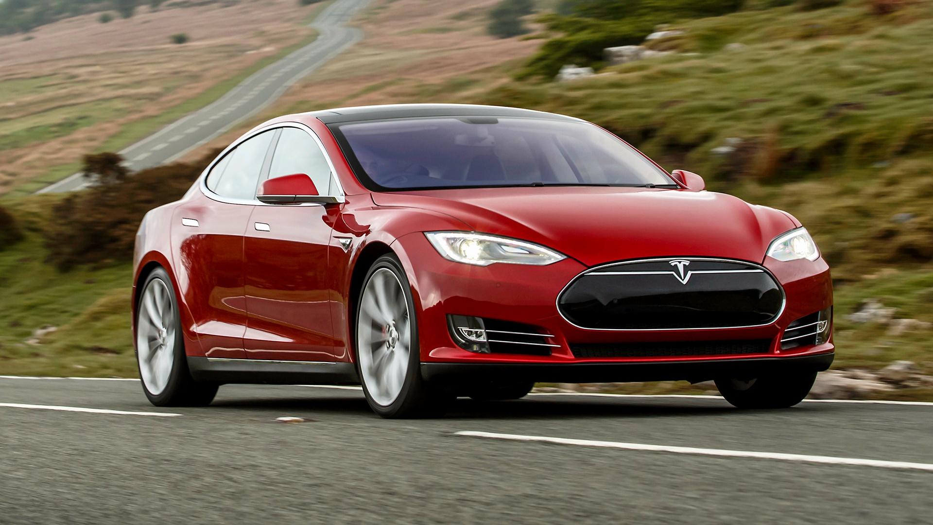 2014 Tesla Model S P85 Uk Wallpapers And Hd Images Car Pixel
