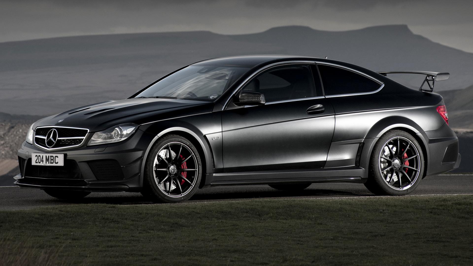 Mercedes black  № 1615408 загрузить