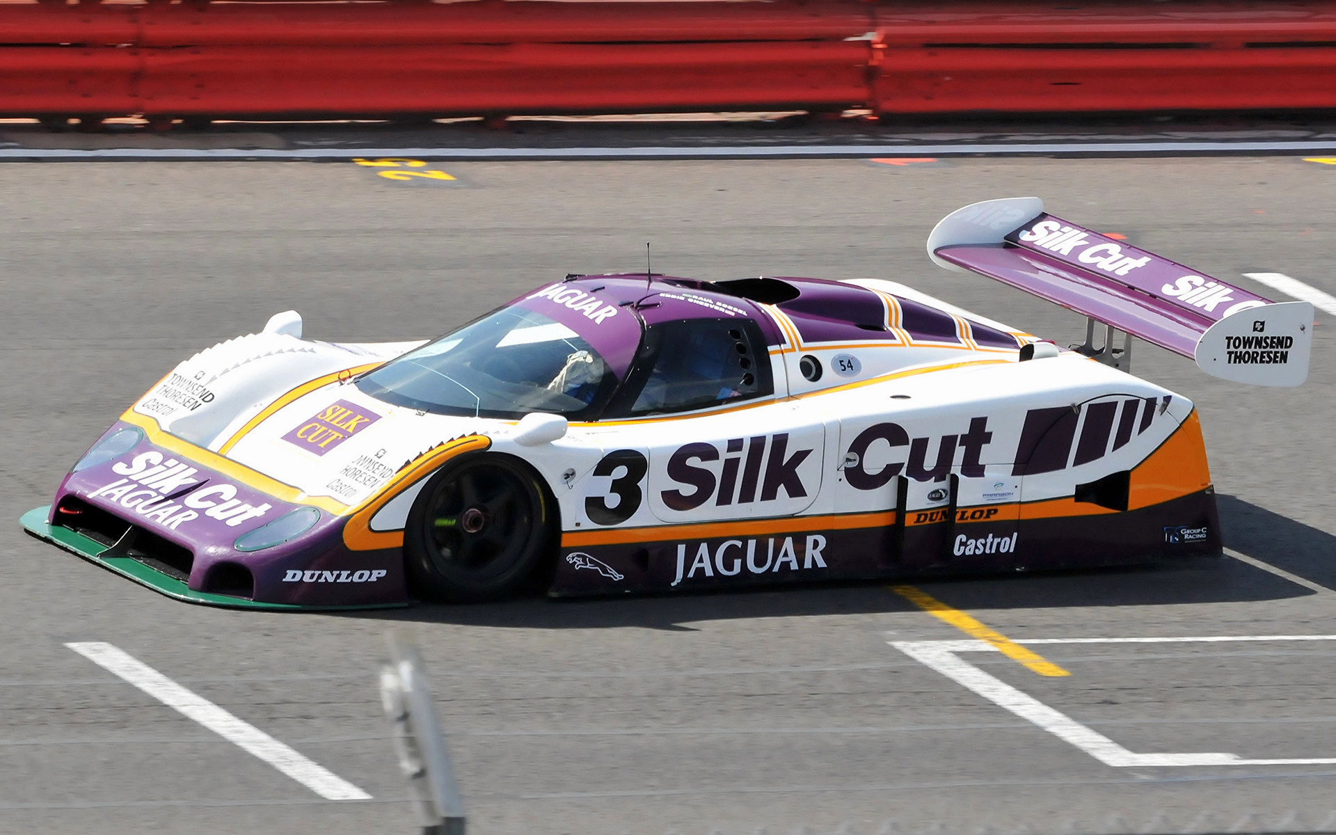jaguar xjr-8  1987  wallpapers and hd images