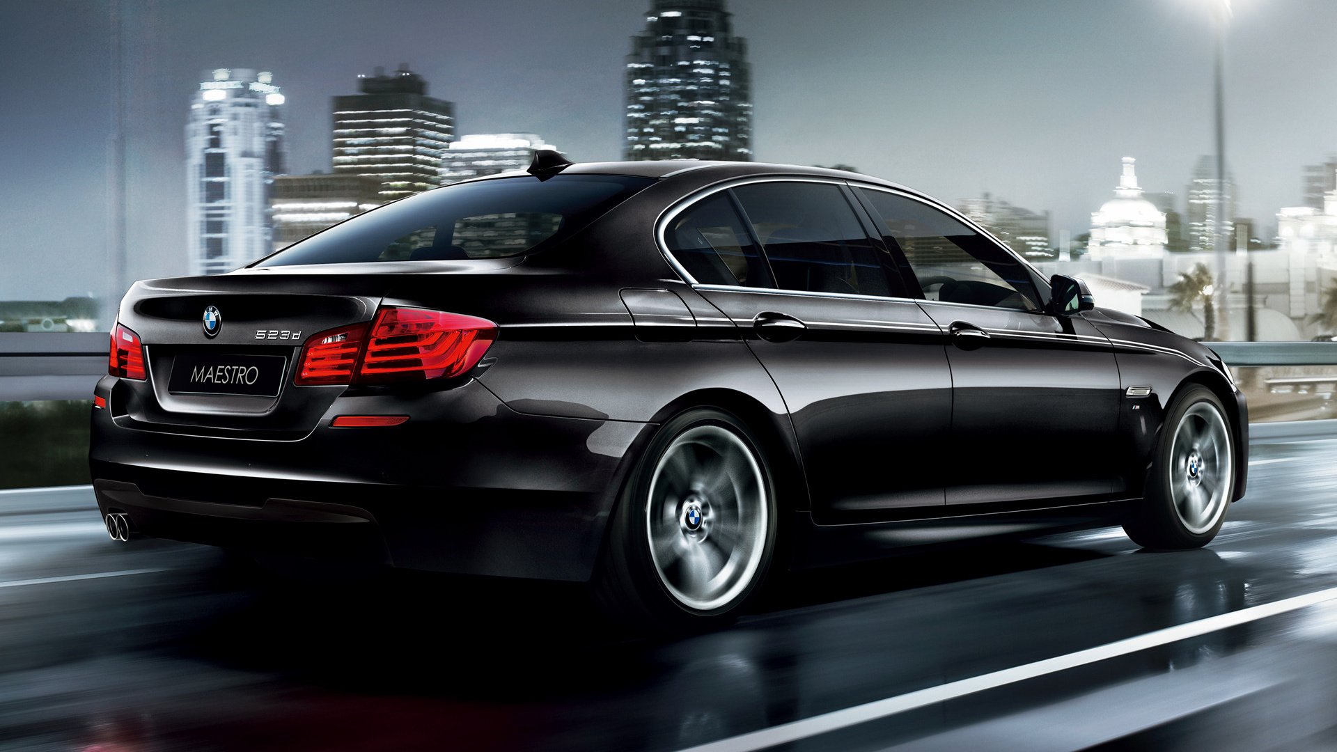 Dodge Ram 2015 >> 2015 BMW 5 Series Maestro (JP) - Wallpapers and HD Images ...