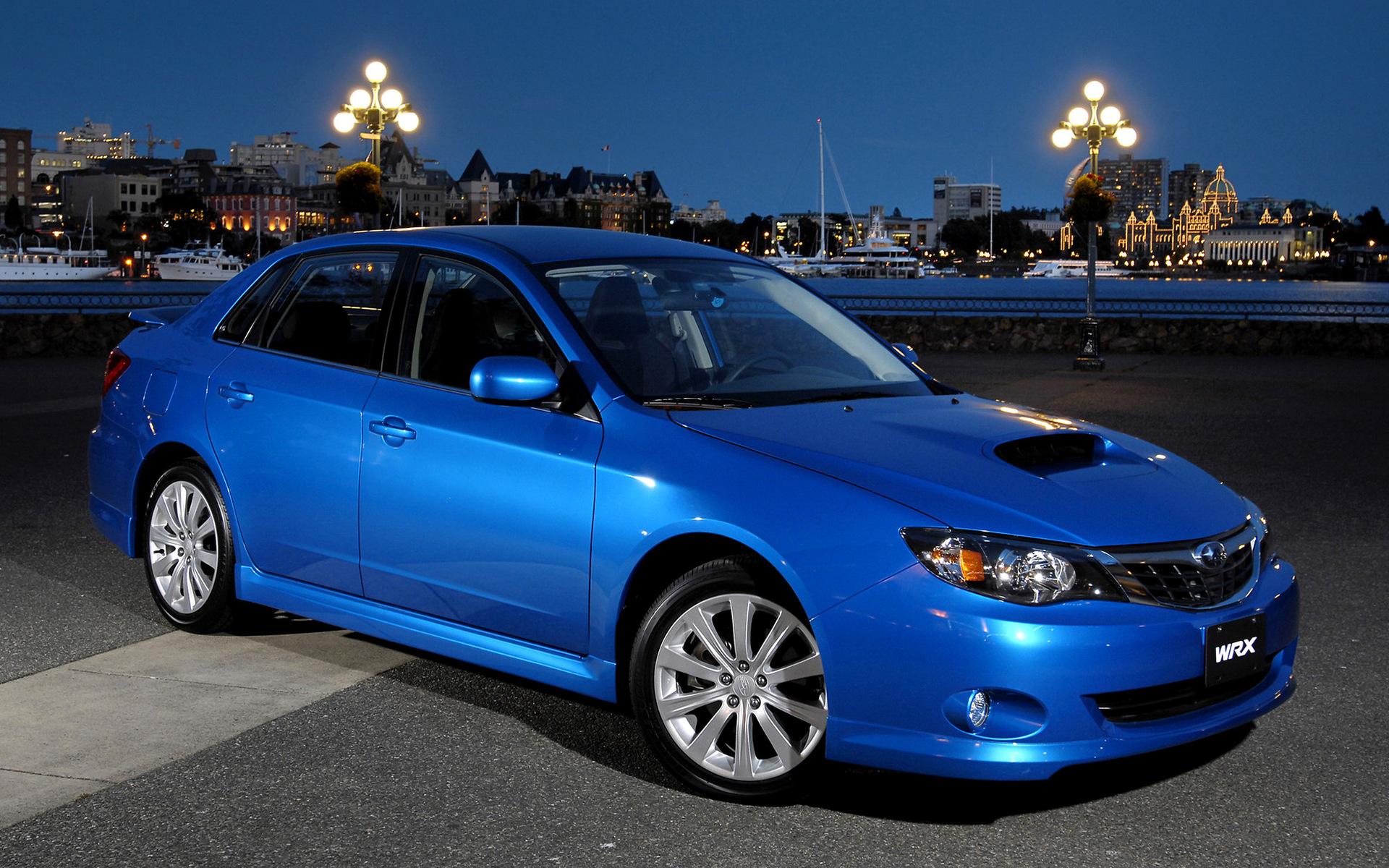 2007 Subaru Impreza Wrx Sti >> 2007 Subaru Impreza WRX Sedan (US) - Wallpapers and HD Images | Car Pixel