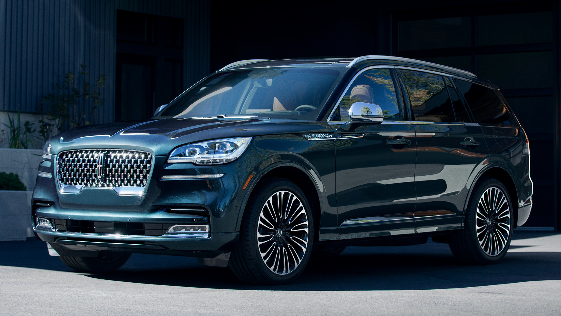 2020 Lincoln Aviator Black Label - Wallpapers and HD Images | Car Pixel