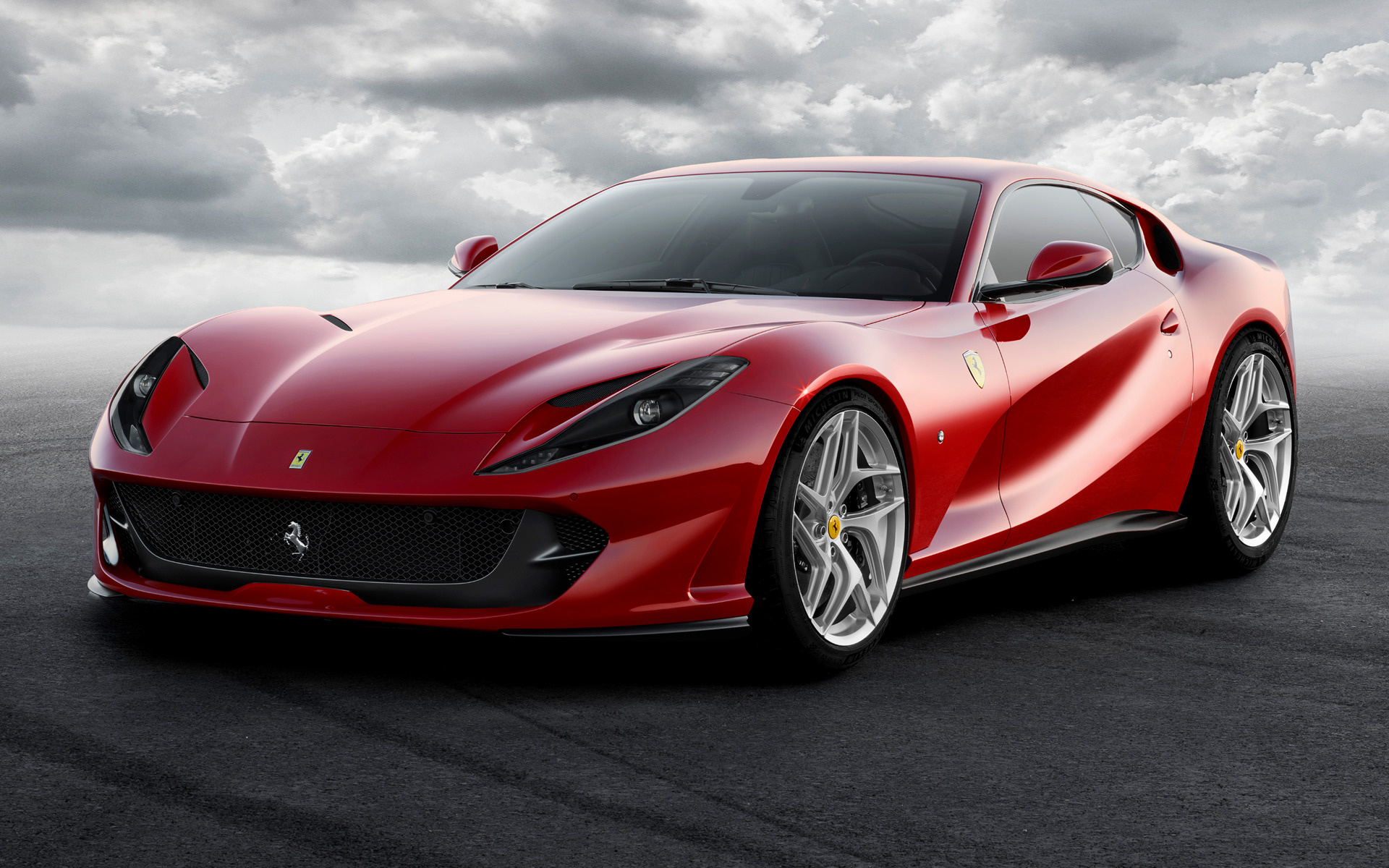 2017 Ferrari 812 Superfast Wallpapers and HD Images