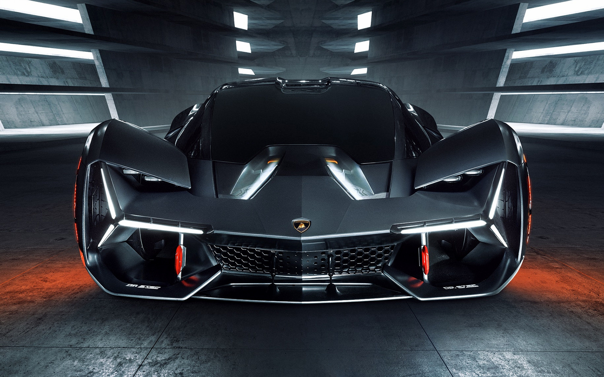 2017 Lamborghini Terzo Millennio Wallpapers And Hd Images Car Pixel