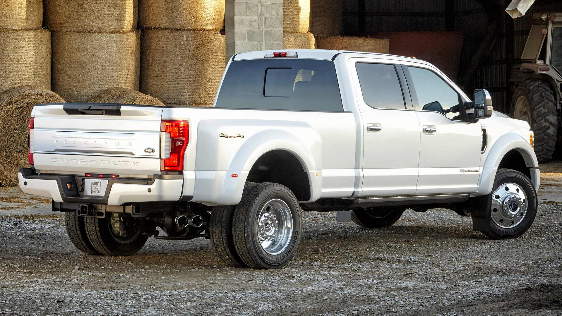 2017 Ford F 450 Platinum Crew Cab Wallpapers And Hd