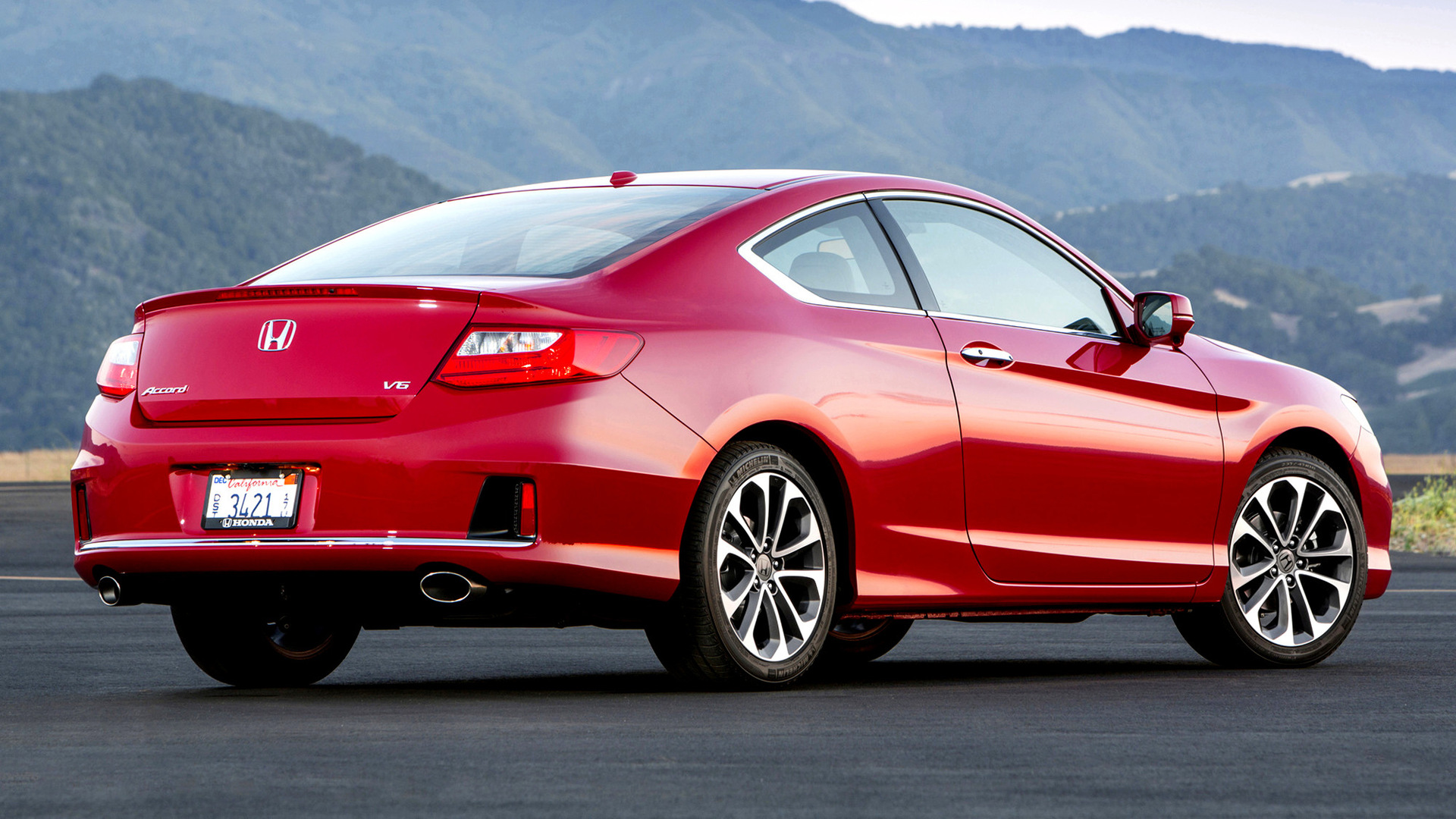 Honda Accord Ex L V6 Coupe 2012 Wallpapers And Hd Images