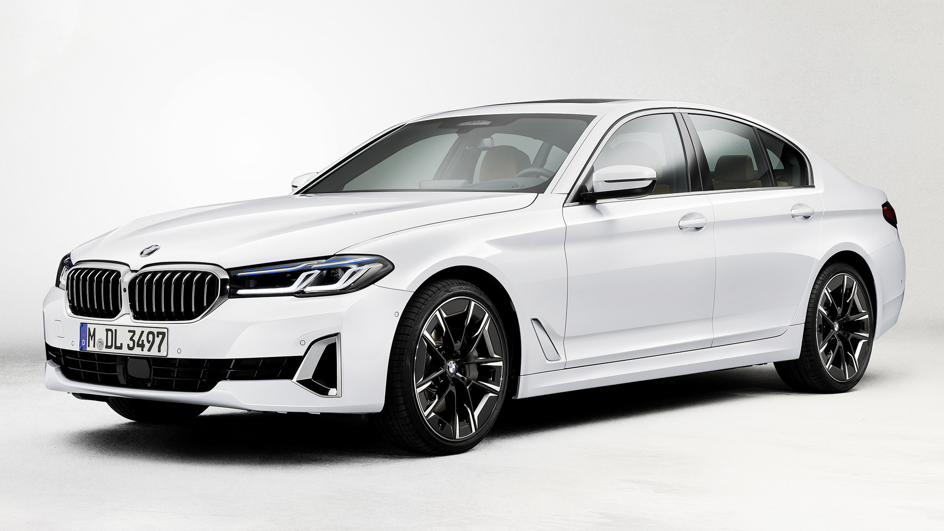 2020 BMW 550I Concept and Review