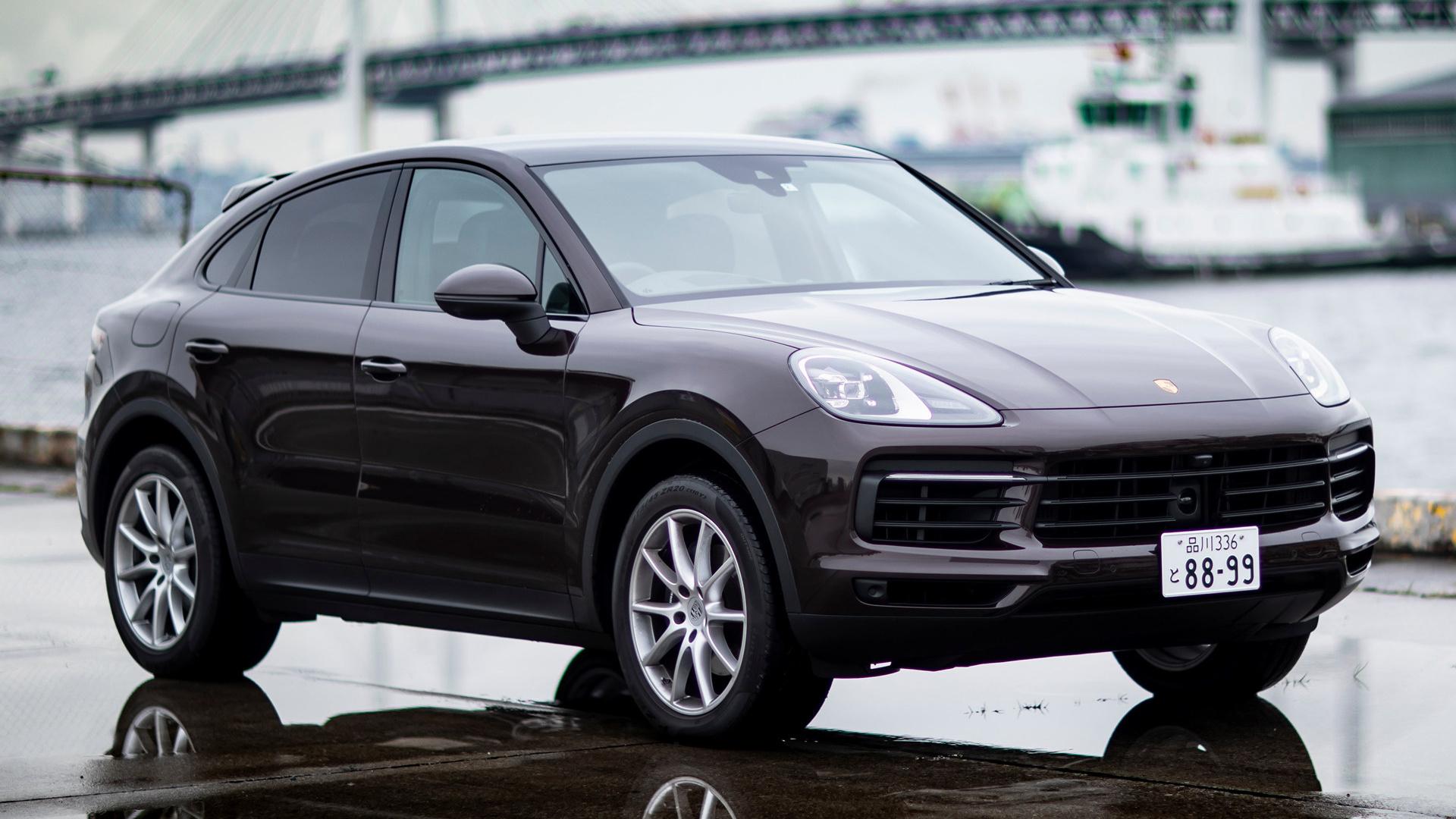 2020 Porsche Cayenne Coupe Jp Papeis De Parede E Imagens De Fundo Em Hd Car Pixel