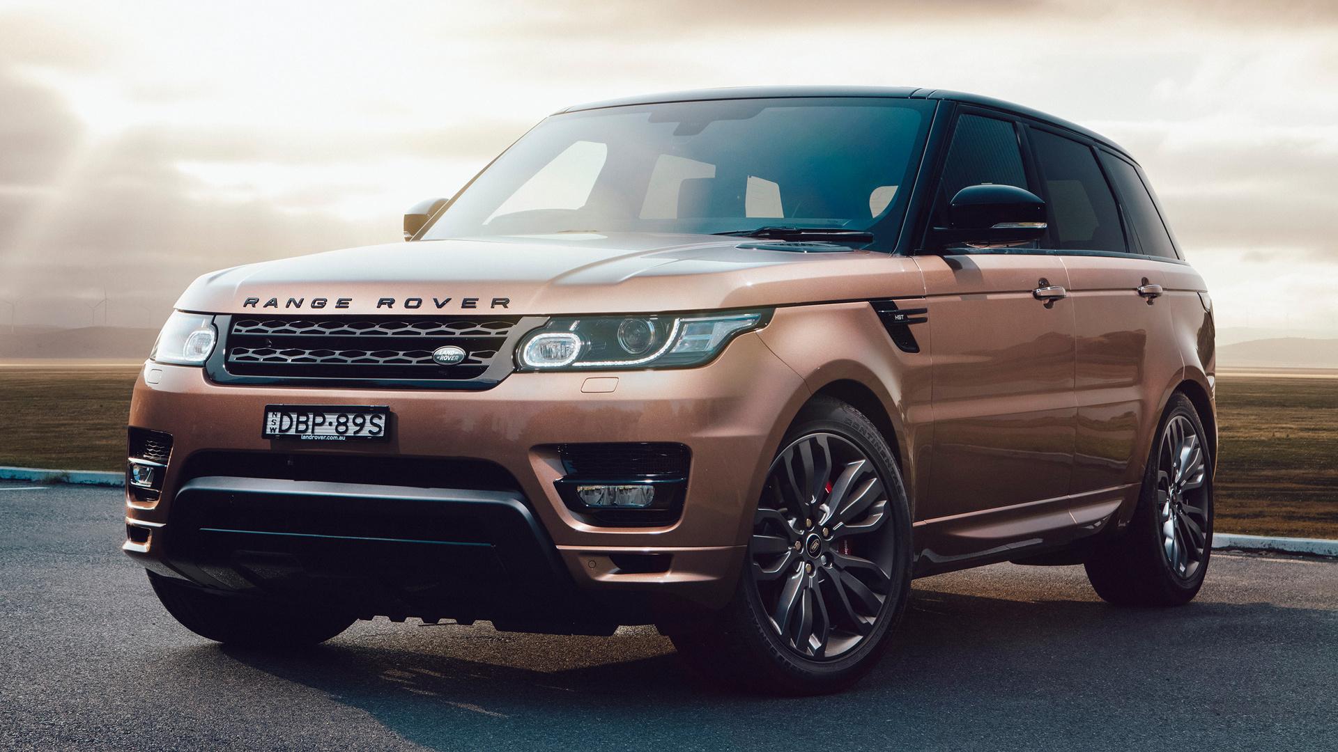 Range Rover Wallpaper Hd: 2016 Range Rover Sport HST (AU)