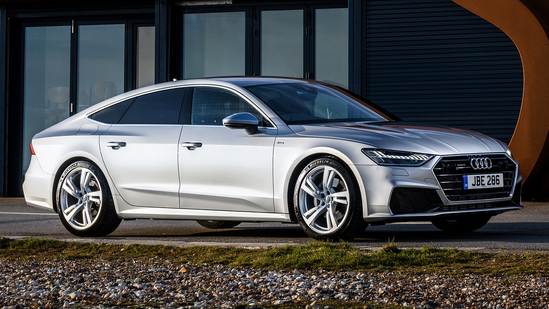2018 Audi A7 Sportback S line (UK) - Wallpapers and HD ...