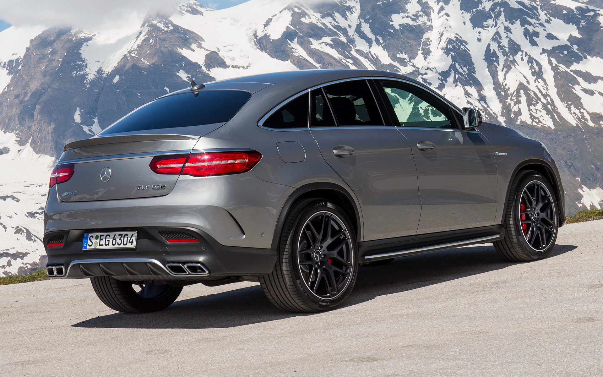 2015 Mercedes-AMG GLE 63 S Coupe - Wallpapers and HD ...