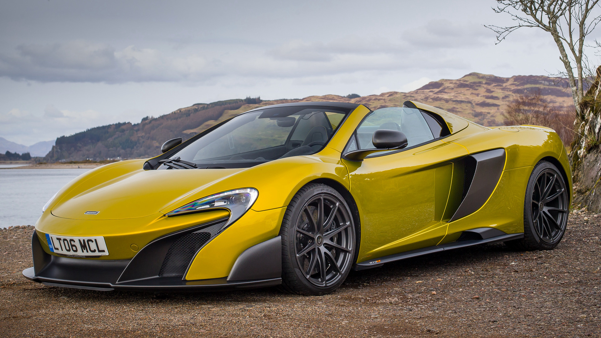 Toyota Of Orange >> 2016 McLaren 675LT Spider - Wallpapers and HD Images | Car ...