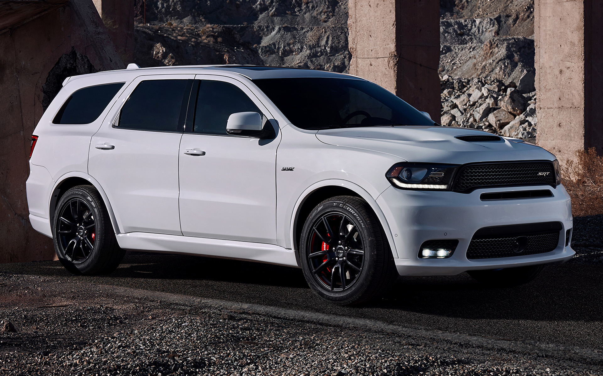 2018 Dodge Durango SRT - Wallpapers and HD Images | Car Pixel